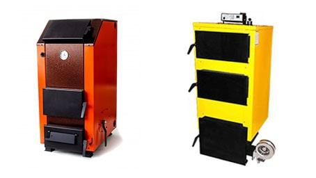 ТТ-котлы с верхней и передней загрузкой топлива