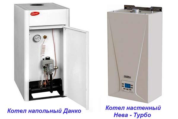 Российские газовые теплогенераторы