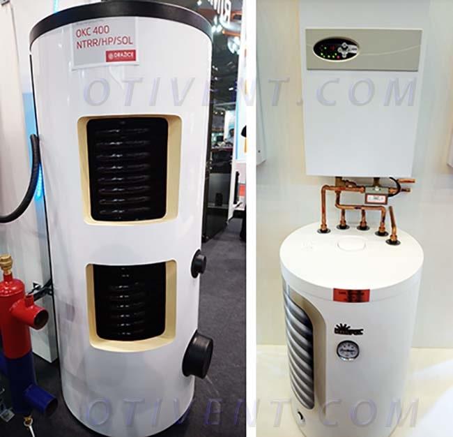 Теплоакумулятори для систем водяного опалення