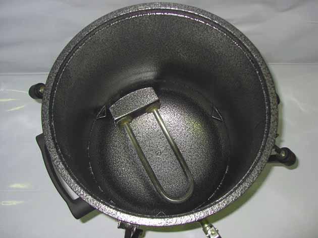 Стерилизатор с трубчатым электронагревателем