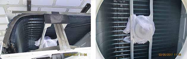 Защита двигателя вентилятора