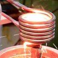 Индуктивное плавление металла