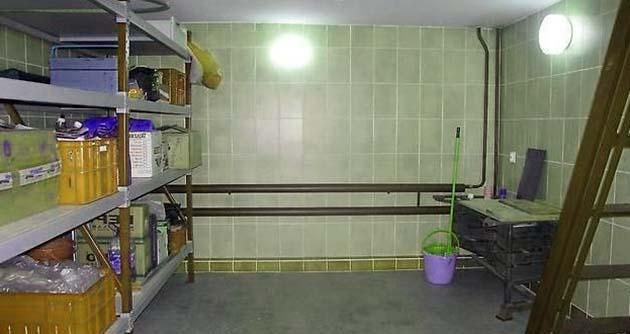 Организация гаражного отопления