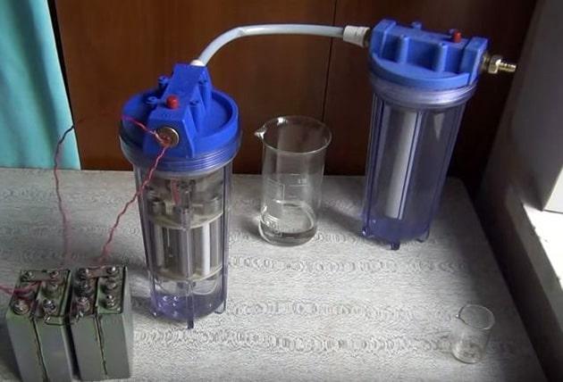 HHO ячея в зборі для виробництва гідрогену