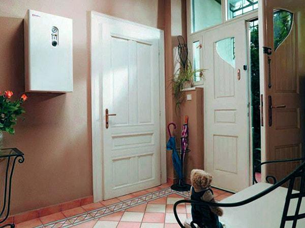 Где разместить теплогенератор в частном доме