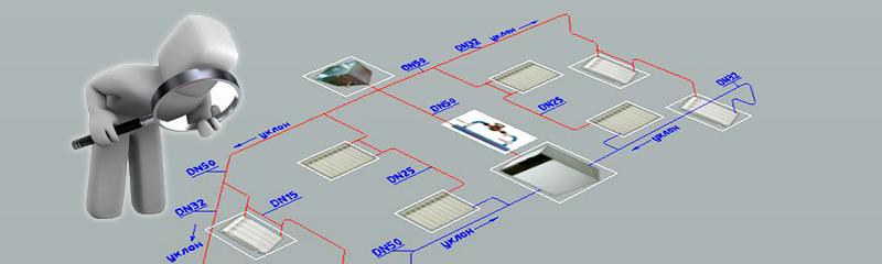 Выбор водяного отопления 2-этажного жилища