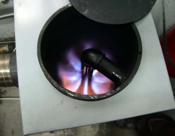 Как работает масляный дожигатель