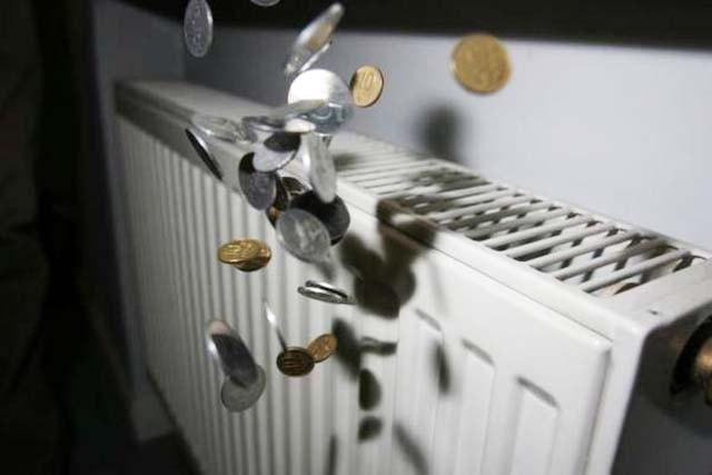 Расходы на обогрев жилища