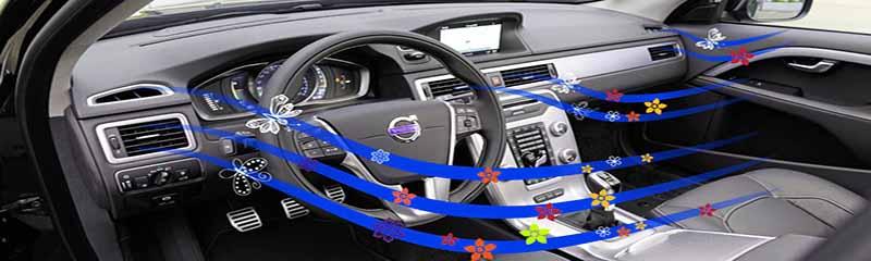 Дезинфекция воздуховодов машины
