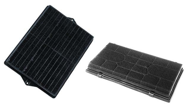 Карбонові картриджі для кухонних витяжних агрегатів