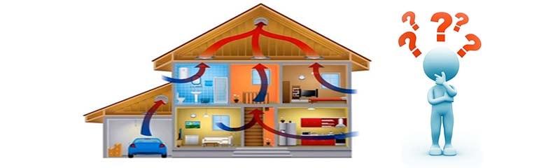 Как сделать вытяжку в частном доме своими руками