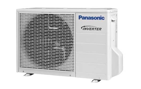 Надпись на внешнем модуле охладителя