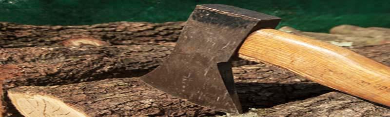 Как сделать колоть дрова своими руками
