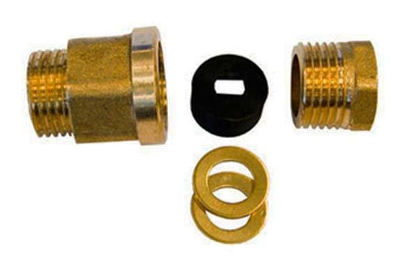 Приспособление для ввода греющего кабеля в трубу