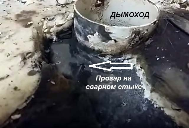 Неисправности газовых нагревателей воды