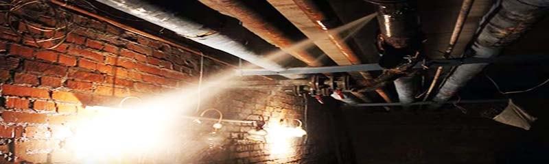 Свищ в трубе системы отопления