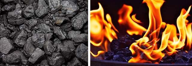 Возгорание каменноугольной фракции
