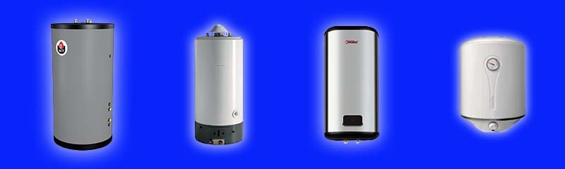 Виды накопительных водонагревателей