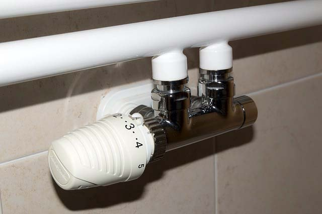 Клапан радиаторный с термоголовкой