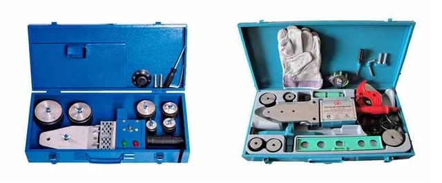 Набори інструментів для пайки труб PP-R