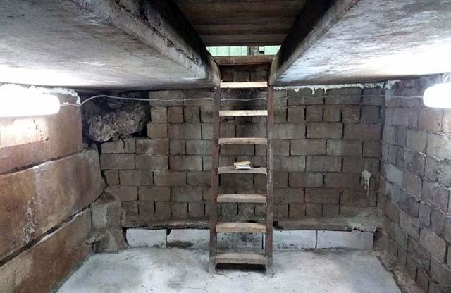 Термоизоляция подвального помещения