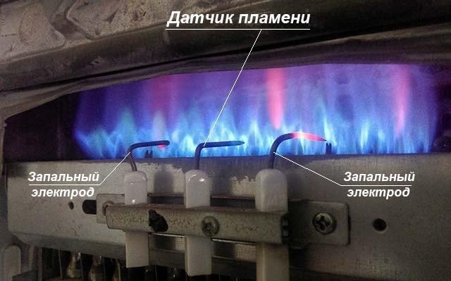 Термопара проточного нагревателя воды