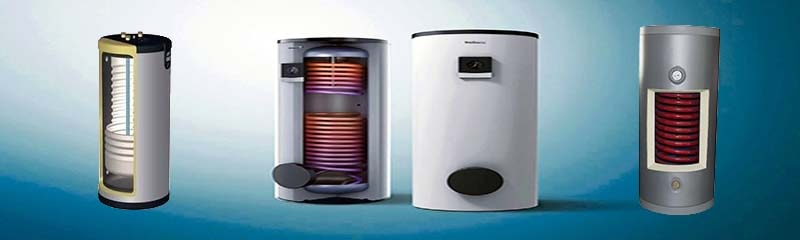 Накопительные стационарные водонагреватели