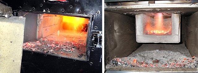 Полнота сгорания топлива в ТТ-котле