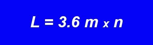 Розрахунок припливного повітря за числом людей