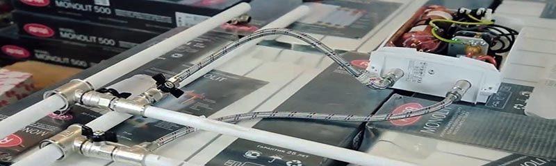 Подключение электроводонагревателя
