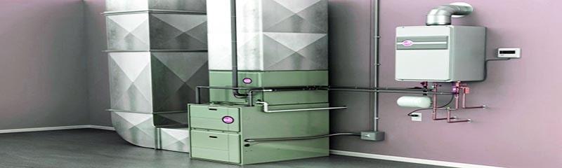 Теплогенератор для воздушного отопления