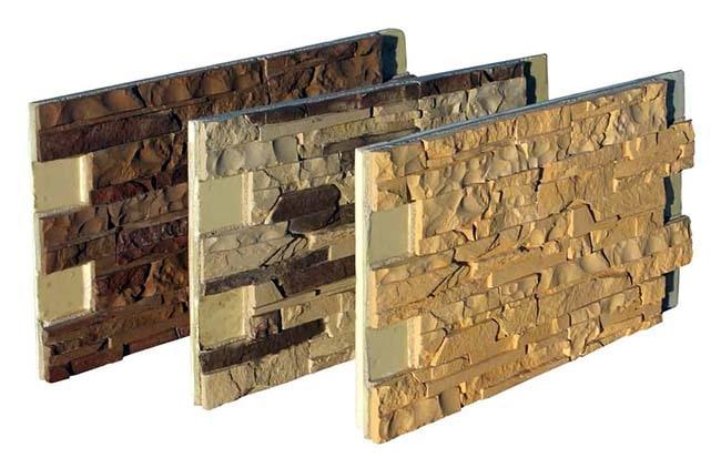 Термопанели для обшивки фасадов