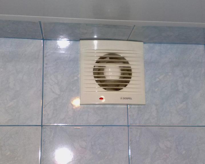 Какой должна быть вентиляция санузла в квартире