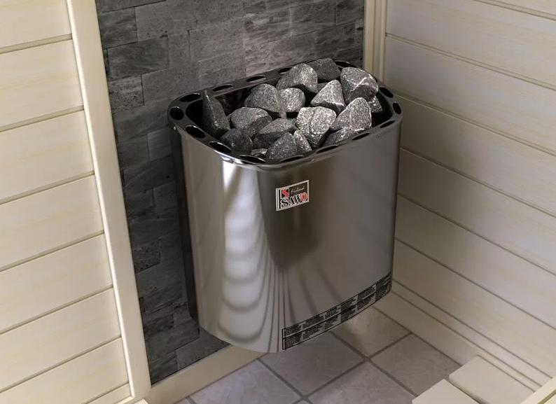 Какую выбрать электропечь для бани