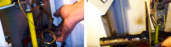 Горелка к газовому котлу своими руками 258