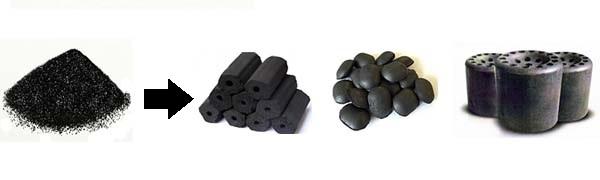 Что получается из угольной пыли