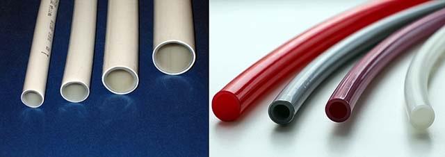 Трубы из полиэтилена и металлопласта