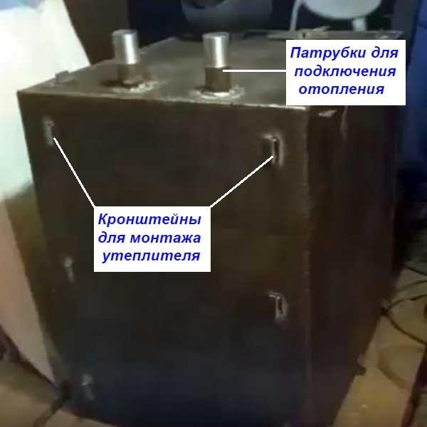 Аккумулятор для отопления своими руками 25